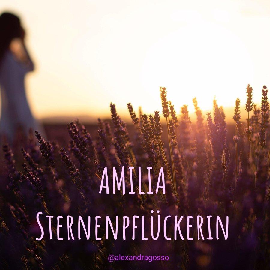 Podcast Amilia Sternenpflückerin