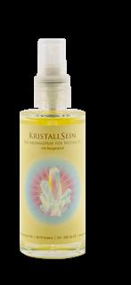Bio Aromaspray KristallSein mit Bergkristall